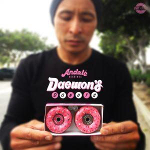 Andale_Daewon_ProBearings_Wax_donuts