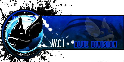WCL Blue Shell Division