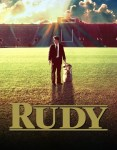 """The story of Daniel """"Rudy"""" Ruettiger and his dreams to play football for Notre Dame University."""