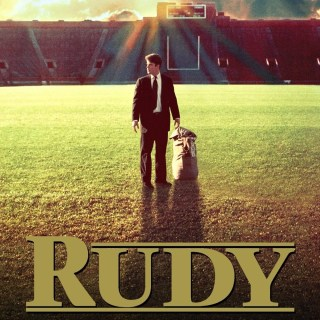 "The story of Daniel ""Rudy"" Ruettiger and his dreams to play football for Notre Dame University."
