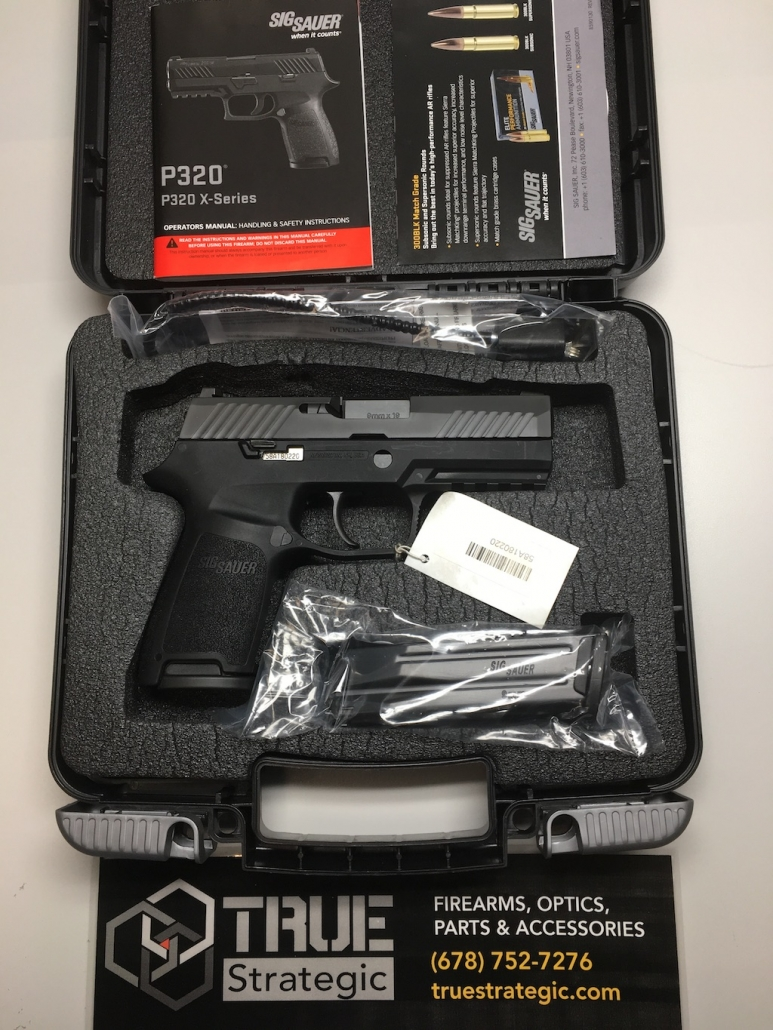 hight resolution of sig p320 compact fs 499