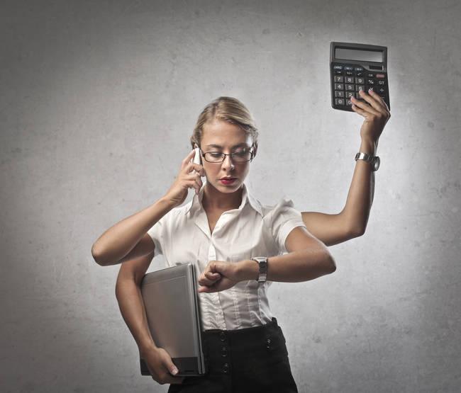 Stress from Multitasking