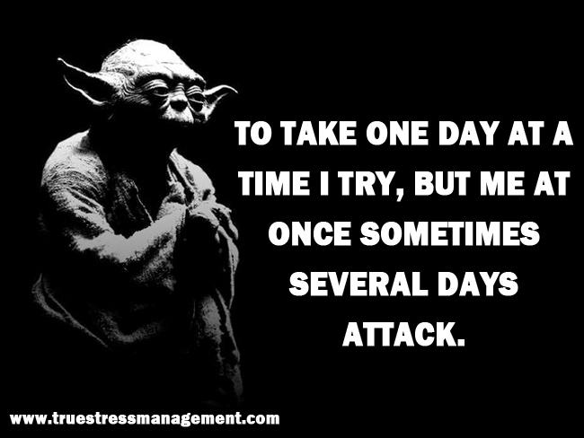 Yoda Stress Quotes 11