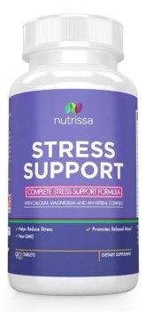 Nutrissa Stress Support Supplement