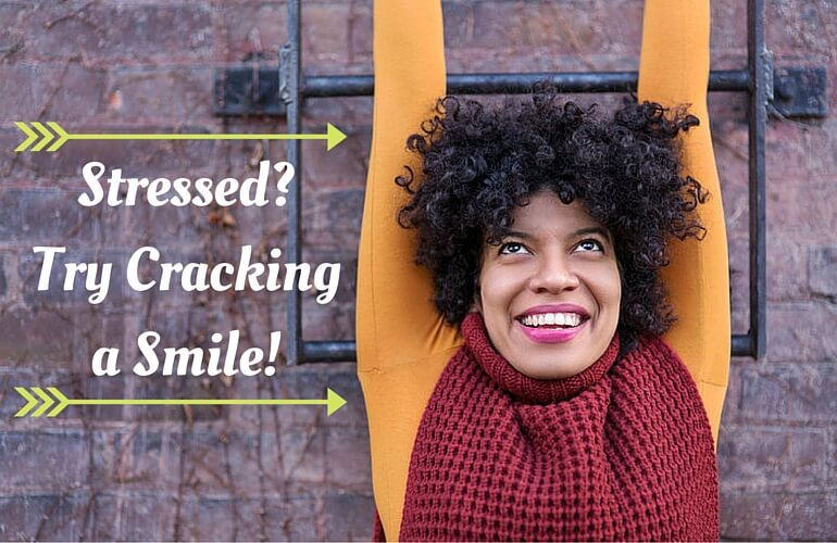 Smiling Stress Reduction