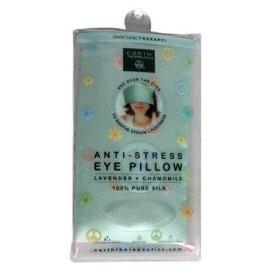 Earth Therapeutics Mind-Body Therapy Anti-Stress Eye Pillow