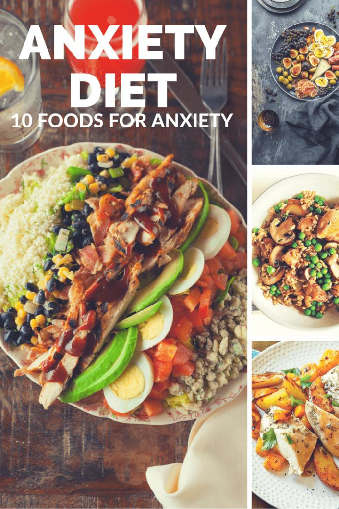Anxiety Diet