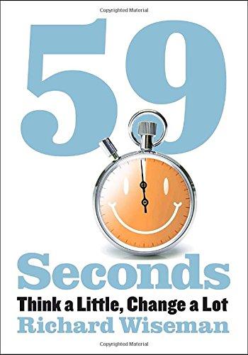 59 Seconds - Think a Little Change a Lot
