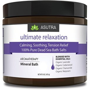 Asutra Ultimate Relaxation Bath Salts