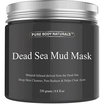 Pure Body Naturals Beauty Dead Sea Mud Mask
