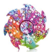 DSSY Heptagon Multicolor Fidget Hand Spinner