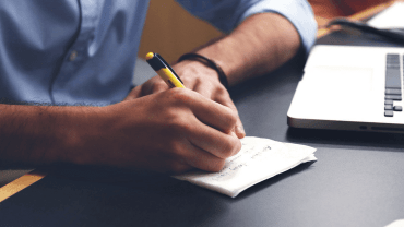 journaling for stress management