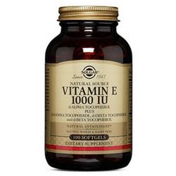 solgar vitamin e