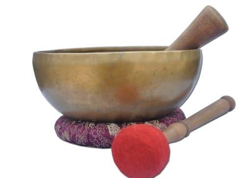 Solar Plexus Chakra Tibetan Singing Bowl