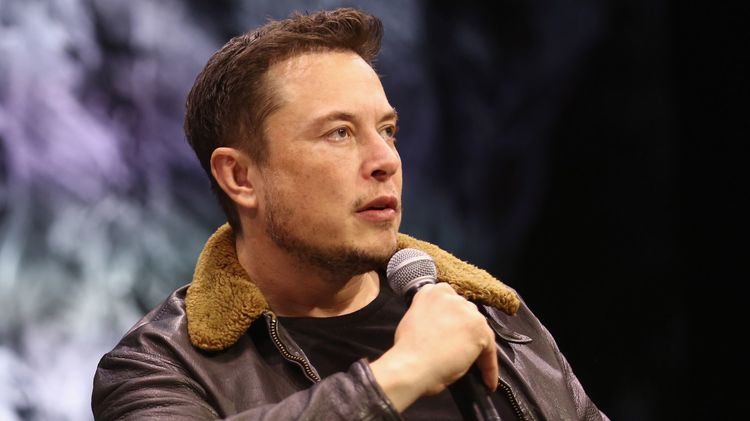elon musk on how to feel less stressed