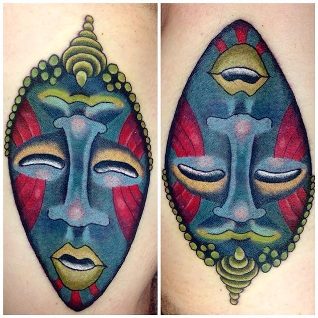 African Tattoos Truetattoos