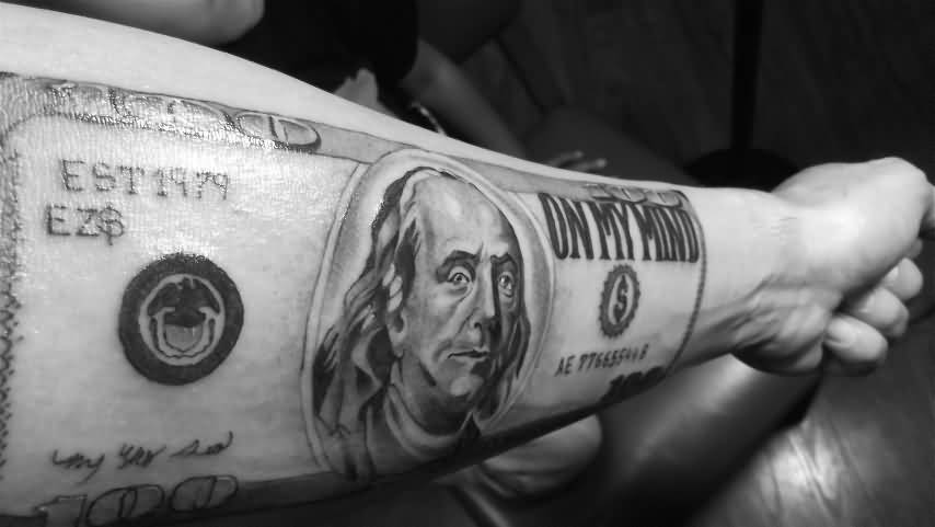 Baseball Tattoos On Forearm