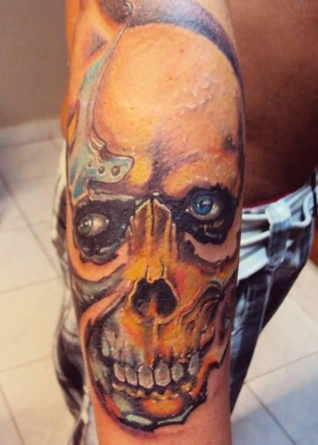 zombie tattoos design