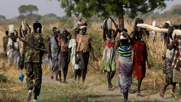 South Sudan third poorest countries in Africa
