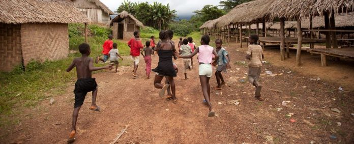 Liberia - poorest country in Africa