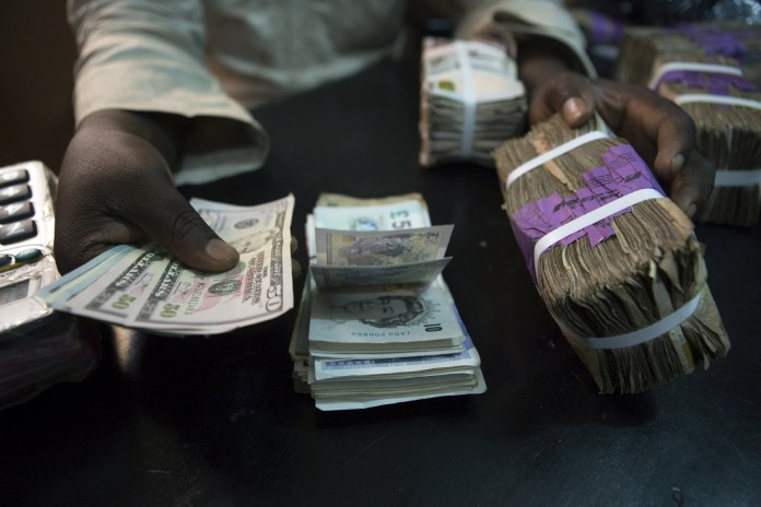 Dollar To Naira Exchange Rate Today 30 September 2021 (Black Market Rate)