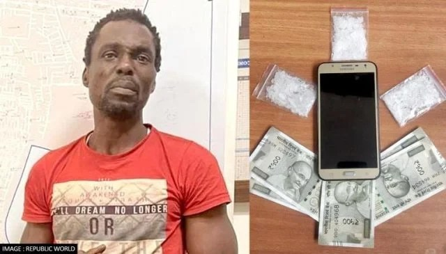 Nigerian actor arrested for peddling drugs in India