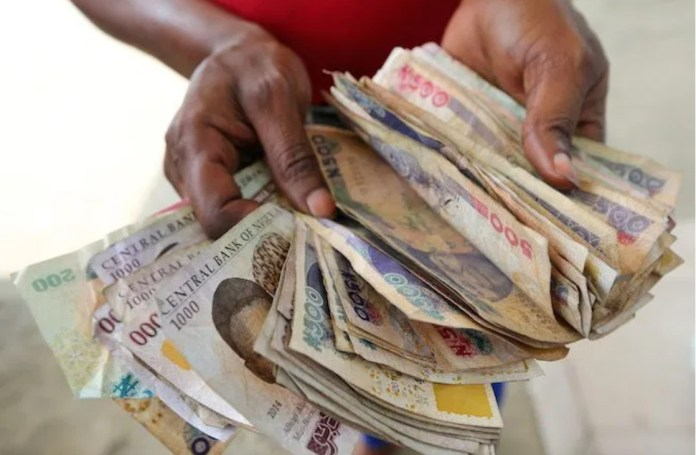 Black Market Exchange Rate Of Dollar To Naira Today