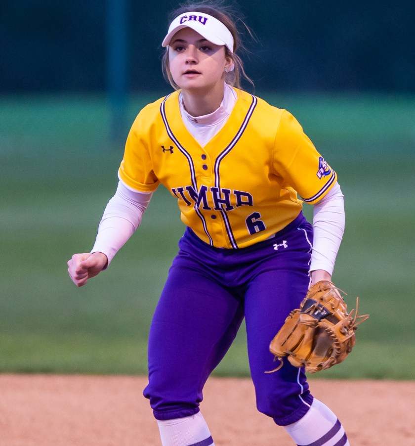 UMHB hosted Southwestern University at Dee Dillon Field, Belton, on Tuesday, February 25, 2020.