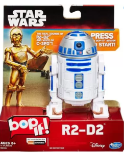 Star Wars Bop-it gift ideas