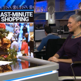 Trae Bodge on CBSN Last-Minute Shopping