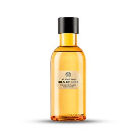 Body Shop Oils of Life Revitalizing Essence Lotion