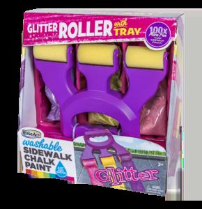 Roseart Glitter Roller