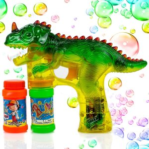 Dinosaur Bubble Shooter Gun