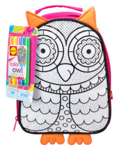 Alex Toys_Color A Lunch Bag_Owl