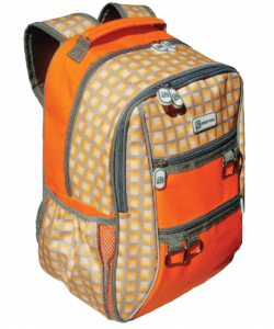 Sydney Paige medium kid backpack_Valencia_OT-front