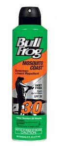 Bullfrog affordable spray