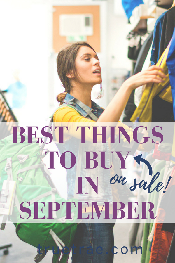 September is packed with deals – early in the month will be the best time to shop. See amazing sales on mattresses, outdoor gear, and even Back to School.