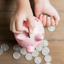 Whether you're saving for something fun, like a tropical getaway, or something practical, like a home improvement fund, saving can be daunting. These six ways to save for a rainy day will help set you on the road to your savings goals!