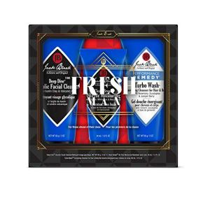 fresh man gift set by jack black