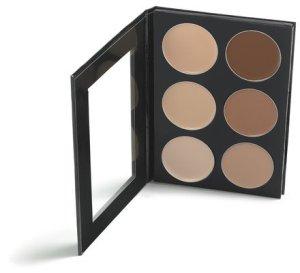 mehron makeup pro-HD concealer palette