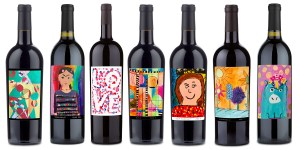 custom wine bottles and labels for father's day gifts