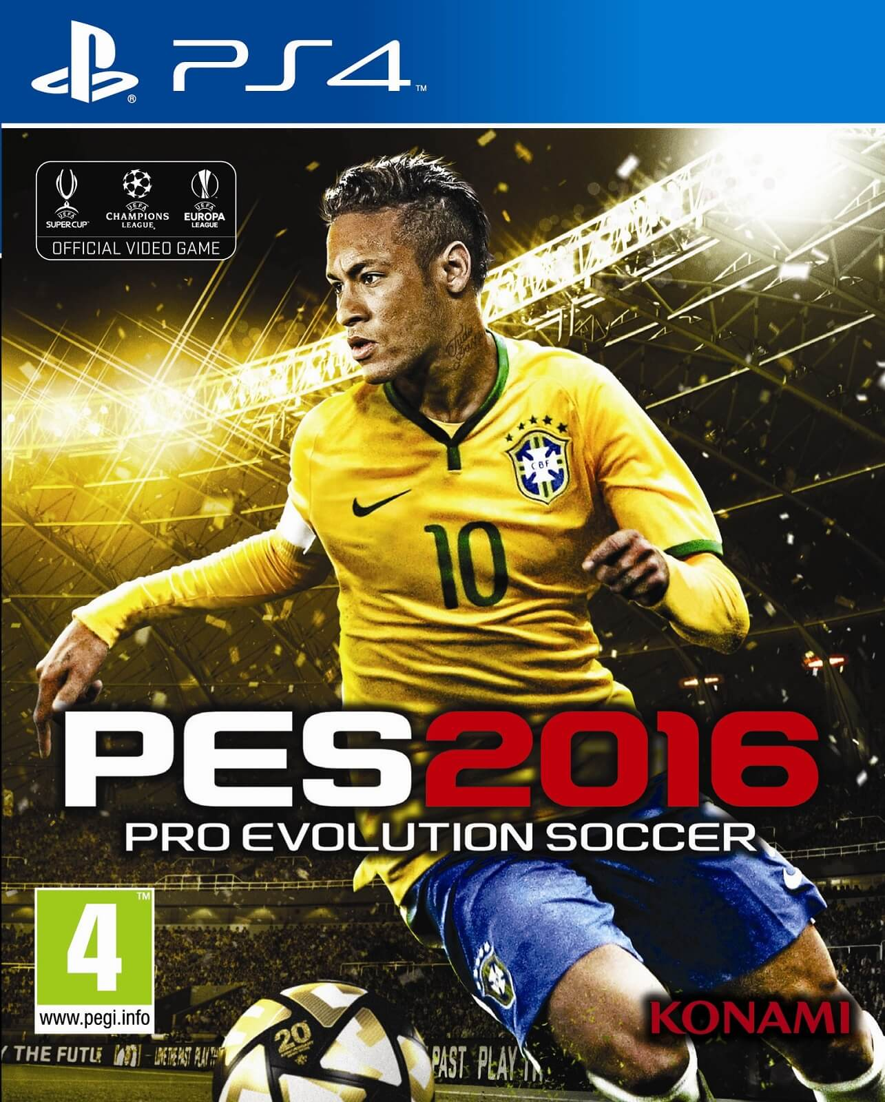 PES 2016 All update and datapack Ps4 Exploit Hack, Apps, PS3 CFW...
