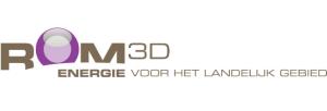 ROM3D logo