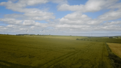 Videomontage – Wind project, Aberdeenshire