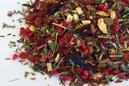 Red Raspberry Leaf Herbal Blend