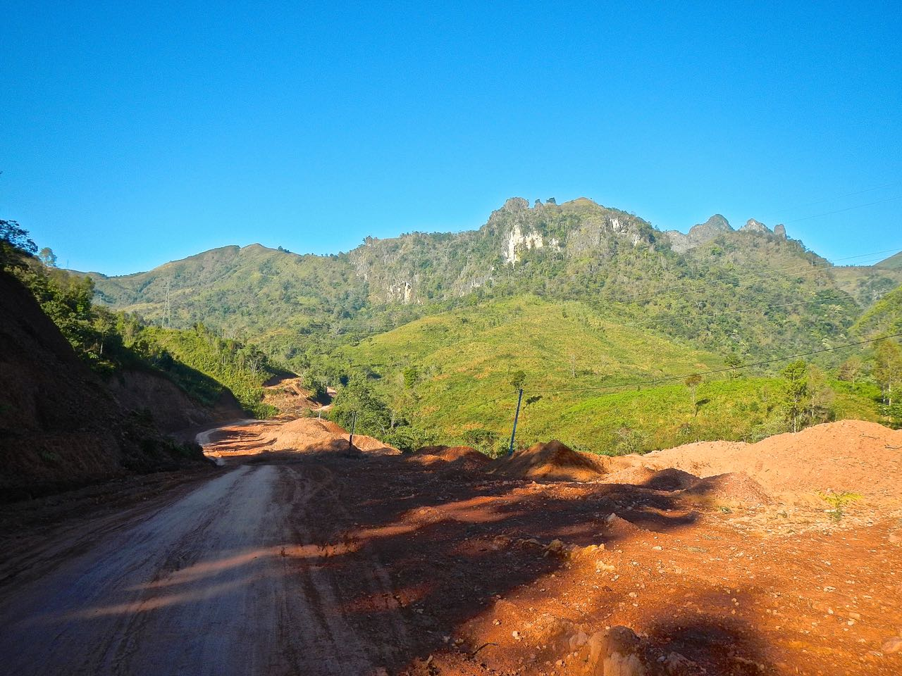 The Phou Bia Summit |