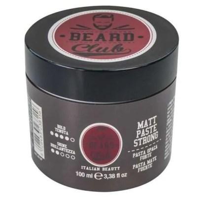Beard Club Matt Paste Strong - Матовая паста для волос сильной фиксации
