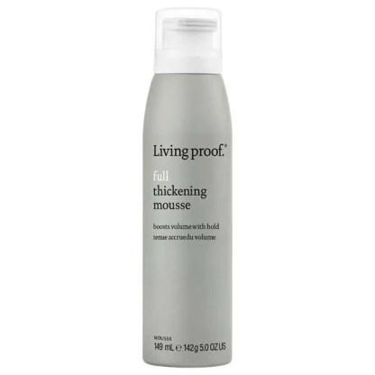 Living Proof Full Thickening Mousse - Мусс для объема тонких волос