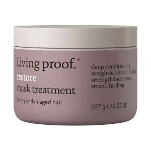 Living Proof Restore Mask Treatment — Восстанавливающая маска для сухих и поврежденных волос 227мл