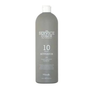 Nook The Service Color Conditioning Oxidizing Emulsion - Кондиционирующая окислительная эмульсия с органическим маслом баобаба